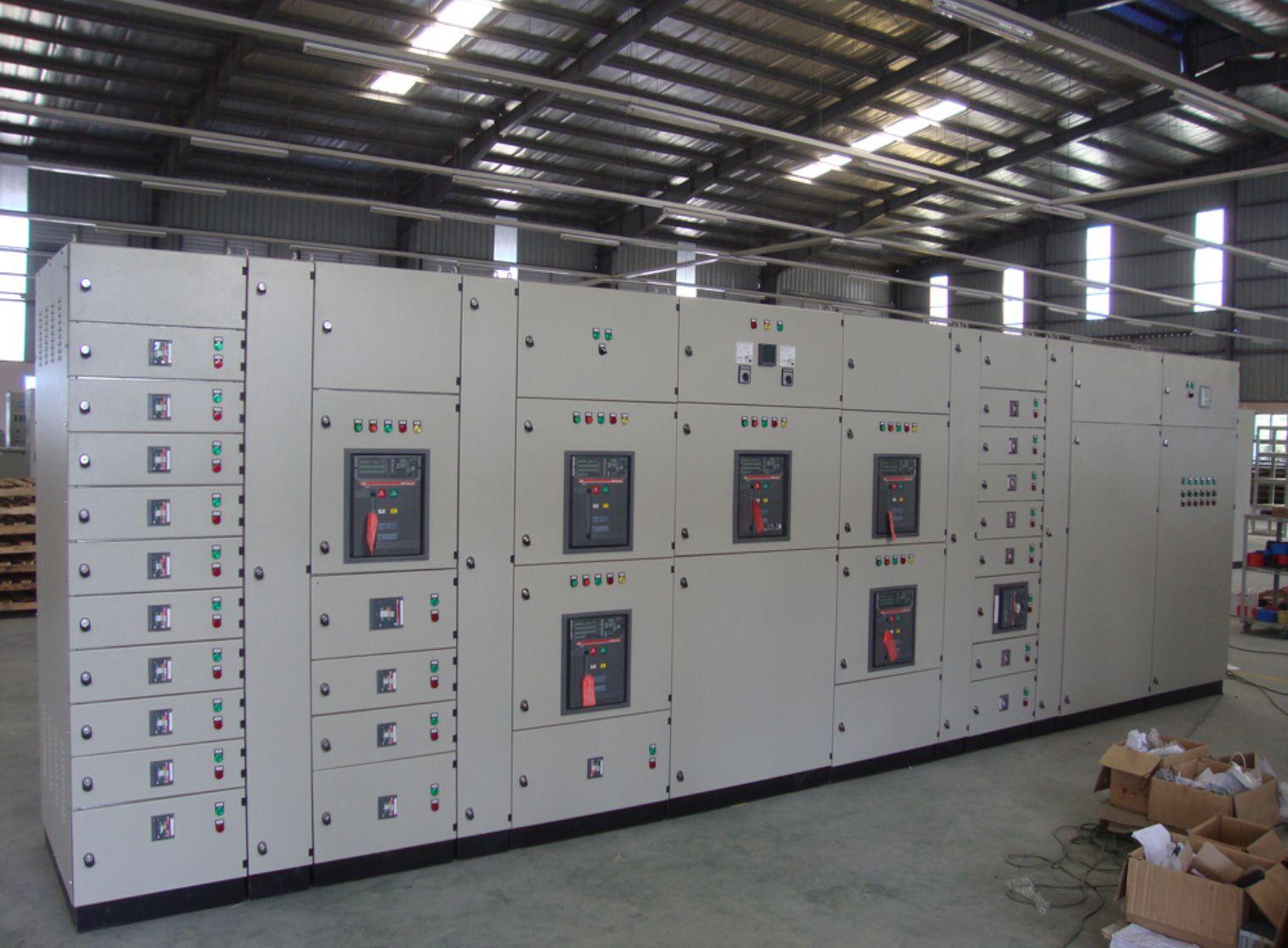 Hệ thống điện động lực nhà xưởng